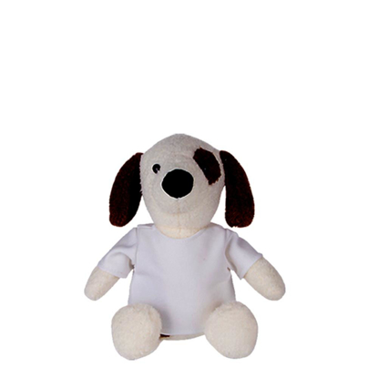 Picture of Dog Plush Toy with T-shirt