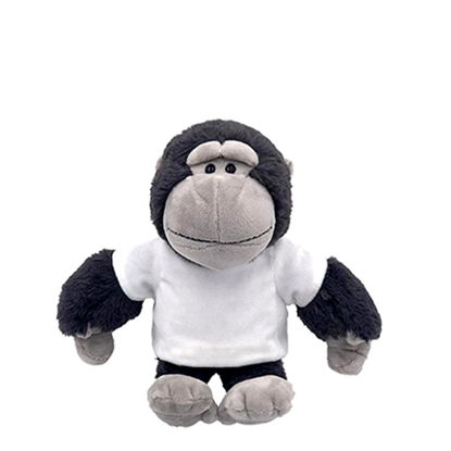 Picture of Monkey Plush Toy with T-shirt