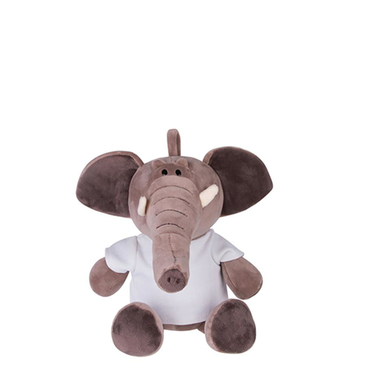 Picture of Elephant Plush Toy with T-shirt