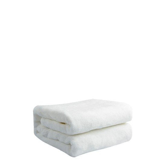 Picture of White Baby Blanket