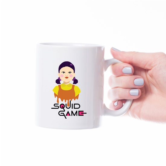 Picture of Squid Game Doll Mug